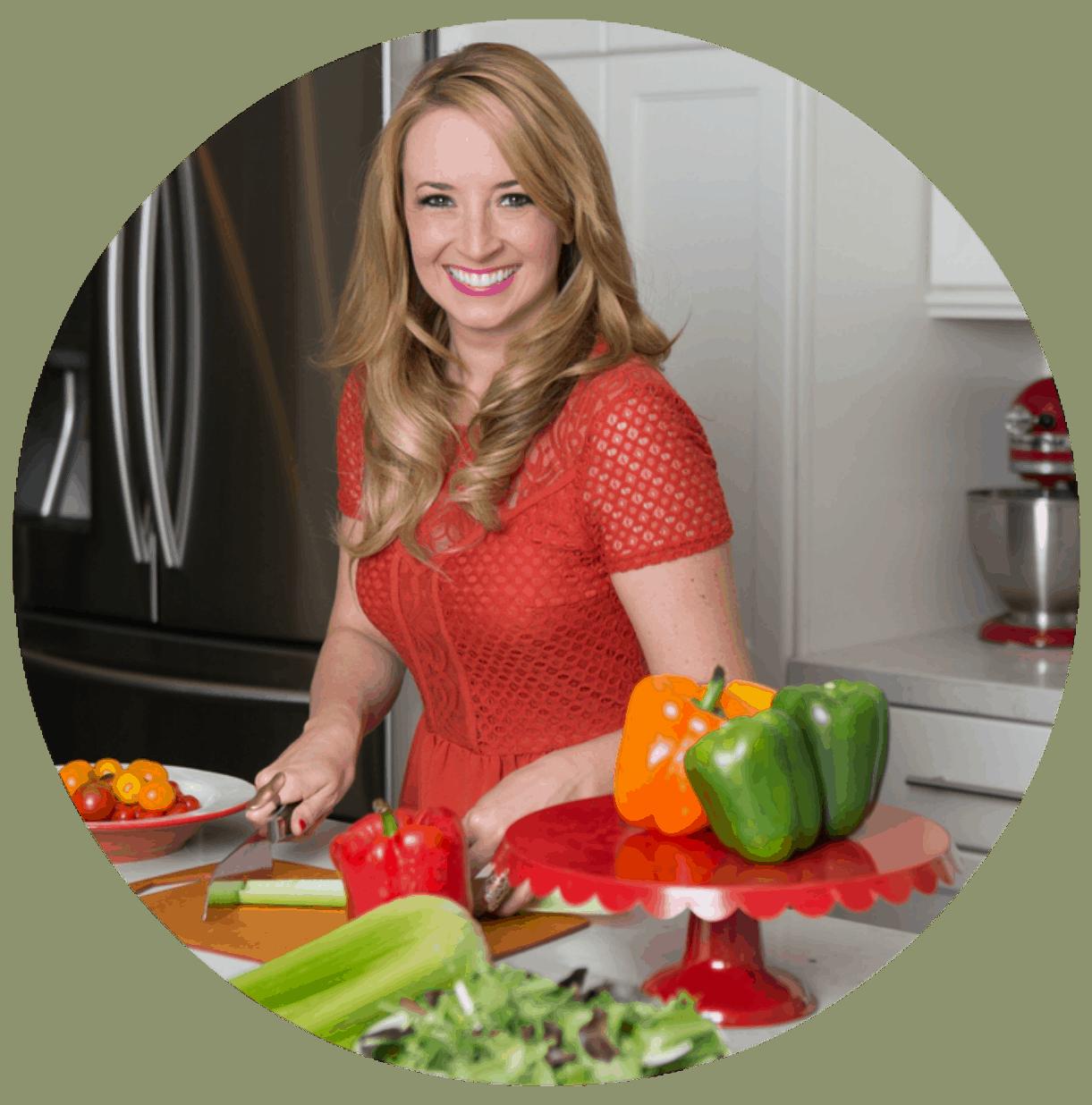 Whitney Bond, Food Blogger